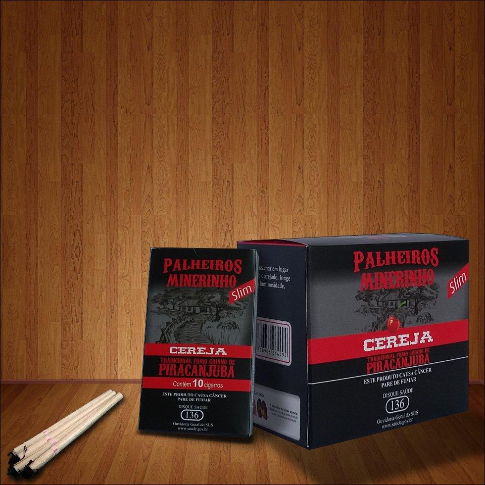 produtos canarinho palheiros minerinho cereja