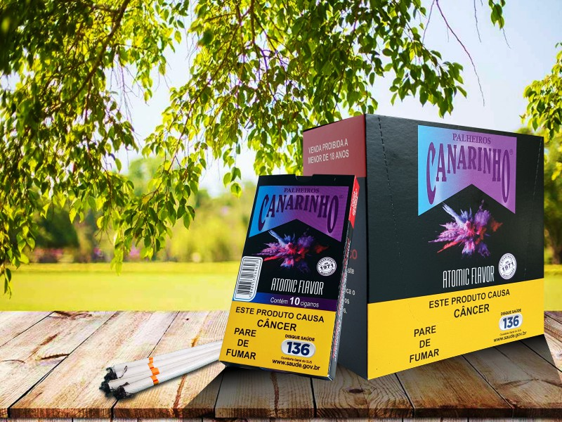 canarinho atomic flavor